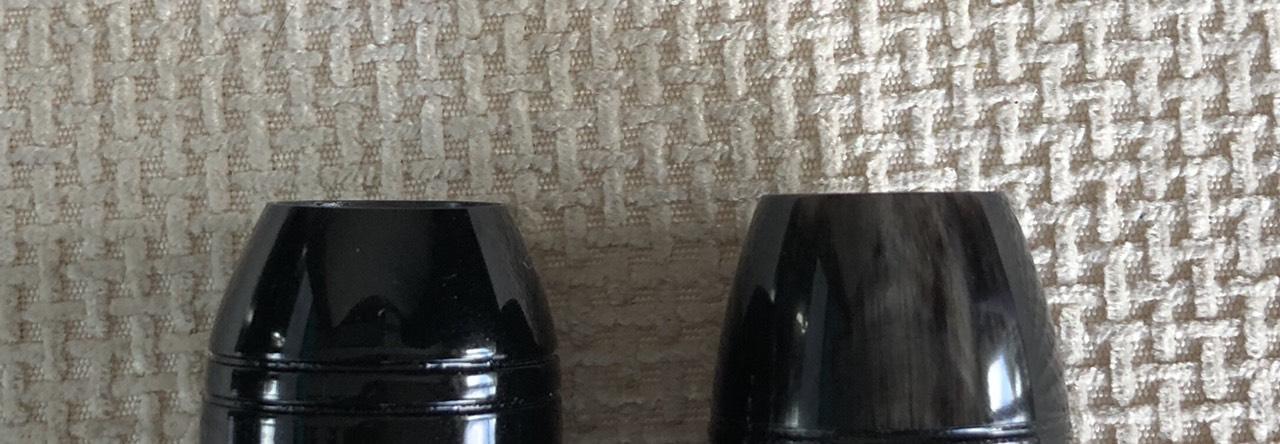 Наустник от PVC и от рог
